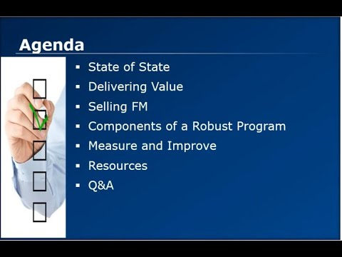 Best Practices Webinar: Taking Your Maintenance Program to the Next Level