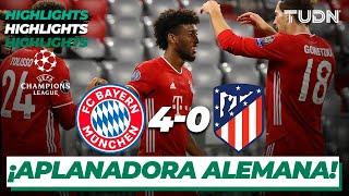 Highlights | Bayern 4-0 Atlético Madrid | Champions League 2020/21 - J1 | TUDN