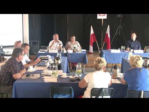Sesja Rady Gminy Radziejowice 29.08.2019 r.