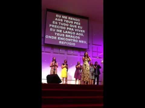 Baixar Eu me rendo - Renascer Praise 13 - Monica Vaz
