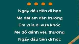 Ngày Đầu Tiên Đi Học Karaoke - CaoCuongPro