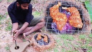 Hand Blower Grilled Chicken   ഒരു വെറൈറ്റി ഗ്രിൽഡ് ചിക്കൻ ഉണ്ടാക്കിയാലോ ?????  