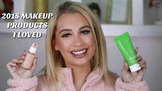 2018 MAKEUP PRODUCTS I LOVED