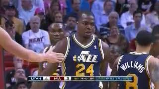 "Utah Jazz vs Miami Heat OT ""Miracle in Miami"" (11-9-2010) Full Game"