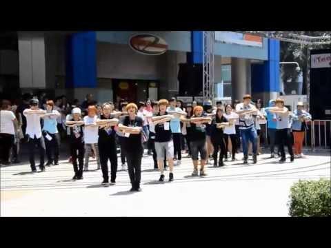 SHINee's 5th anniversary Flash Mob 2013 Thailand