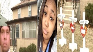 Illinois Dad Kills His Girlfriend & Their 2-Kids, Because She Wanted To Leave Him.