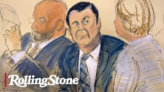 """The Trial of """"El Chapo""""   Rolling Stone"""