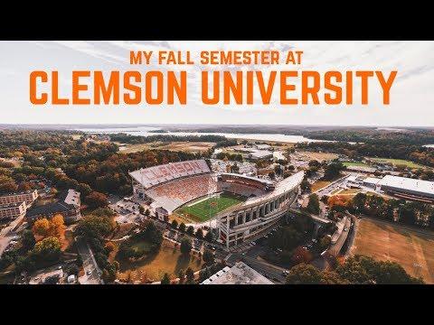 Clemson University Fall 2018 (National Champs)