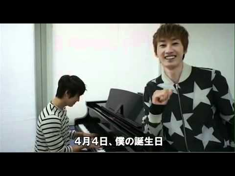 120405 Eunhyuk Donghae Oppa Oppa message clip