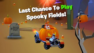 Faily Brakes - Halloween! Last chance to grab the FREE Pumpkin Car!