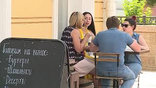 Уже завтра в регионе после двухмесячного перерыва откроются летние веранды кафе и ресторанов