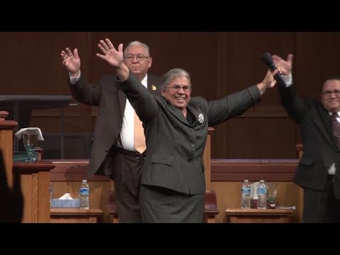 Alaba a Dios - Hna. Dámaris Márquez (23 Convención Nacional del MMM en USA 2012)