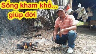 Tập 2 | Bất ngờ về cuộc sống như người rừng của hiệp sĩ Minh cô đơn giữa làng đại học - Guufood