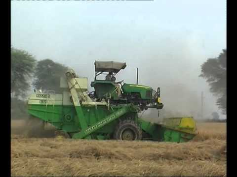 Most Trusted and Largest Combine Harvester Manufacturer
