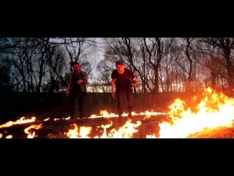 BURY TOMORROW - Man On Fire (OFFICIAL VIDEO)
