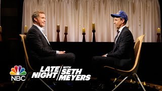 Will Ferrell and Seth Clear the Air