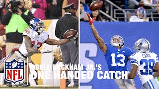 "Breaking Down Odell Beckham Jr.'s ""The One Handed Catch, Part Two"" 