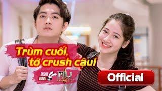 [Phim Ngắn] Trùm Cuối, Tớ Crush Cậu! | Phim thanh xuân ngôn tình | TBR Media (Linh Hoàng & Tuấn Anh)