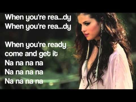 Baixar Selena Gomez - Come and Get it w/Lyrics