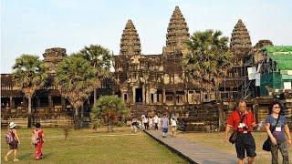AngKor Wat - khu đền nổi tiếng của Thế giới - Angkor Wat - Cambodia