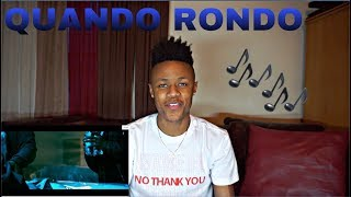 Quando Rondo - 3 Options (feat. Boosie BadAzz) [Official Music Video]*REACTION