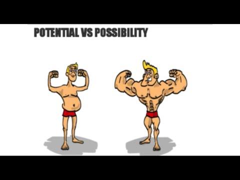 Possibility vs Potential