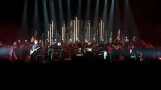 Hans Zimmer Live on Tour 2017 O2 Prague Interstellar (1080p HD)