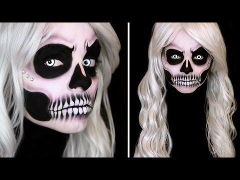 Baixar GLAM SKULL • Makeup Tutorial