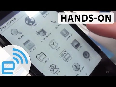 Onyx MIDIA InkPhone hands-on | Engadget