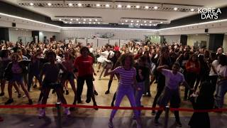 KPOP RANDOM PLAY DANCE CHALLENGE I FRANCE I KOREA DAYS 2018