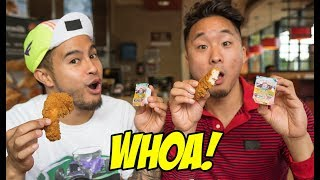 McDONALD'S IS GIVING AWAY WHAT?! WE GOT TO TRY IT OUT!