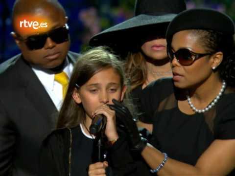 Paris, la hija de Michael Jackson: