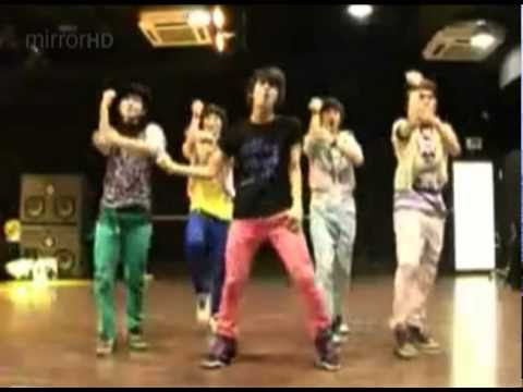 SHINee - Replay mirrored dance practice