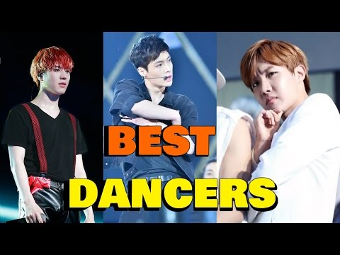 Best dancers in KPOP #1 (Male ver.)