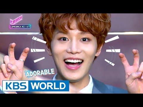 KBS World Idol Show K-RUSH - Ep.16 : NCT127, Battle K-FOOD, Day6 [ENG/CHN/2017.06.23]