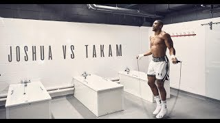 Stepping Into The Dragons Den ~ Anthony Joshua