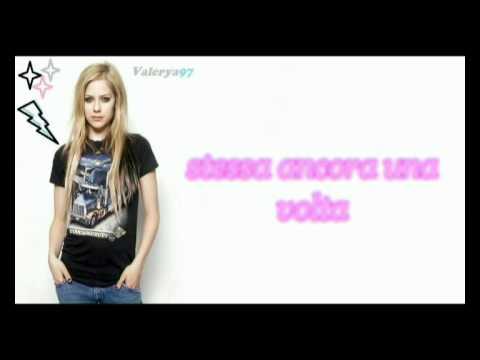 Avril Lavigne-Make Up traduzione  -Trucco-