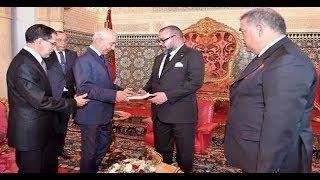 توقيف والي و 6 عمال بعد التقرير الجديد الذي رفعه جطو للملك محمد السادس       حصاد اليوم