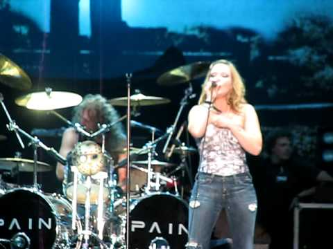 Pain - Follow Me feat. Anette Olzon (Live at Artmania Festival, Sibiu, Romania, 18.07.2009)