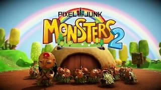 PixelJunk Monsters 2 - Bejelentés Trailer