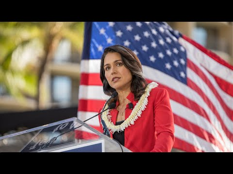 TULSI 2020: Tulsi Gabbard Presidential Campaign, The ALOHA Launch - FULL SPEECH