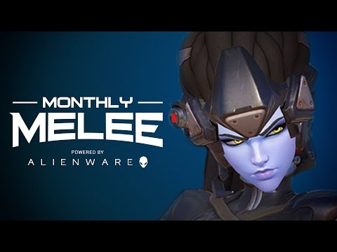 Overwatch Alienware Monthly Melee - Coming July 25-26