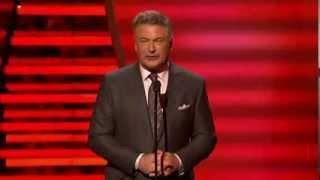 """NFL Honors Awards 2014"":Alec Baldwin's Opening Monologue"
