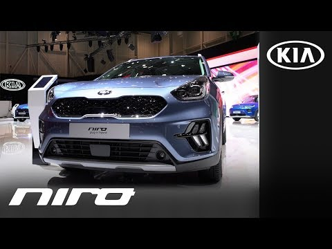 Kia Niro Hybrid - A game-changing hybrid and electric crossover