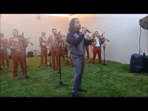 CLON DE (MARCO ANTONIO SOLIS) CON MARIACHI EN VIVO