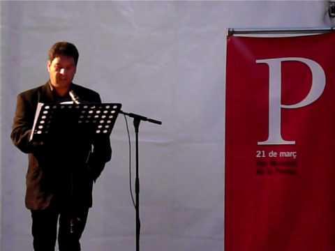Dia Mundial de la Poesia 2009