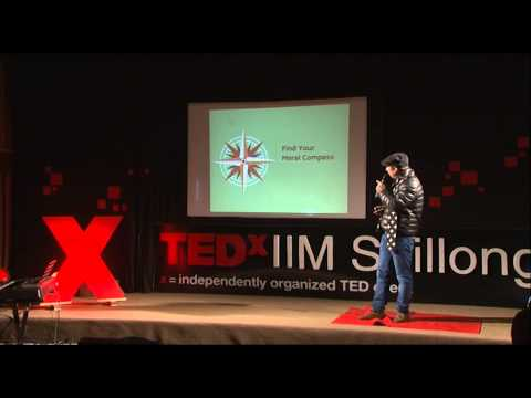 A Road Less Travelled: Roshan Abbas At TEDxIIMShillong2014 - Smashpipe Nonprofit