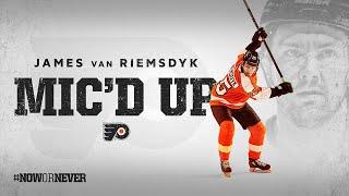 Flyers Mic'd Up: James van Riemsdyk