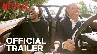 Comedians in Cars Getting Coffee: New 2019: Freshly Brewed   Trailer   Netflix