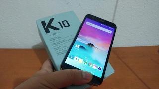 Video LG K10 (2017) 9dxD4N99EWY